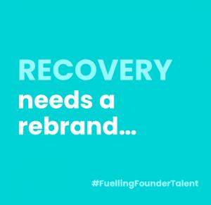 Recover needs a rebrand