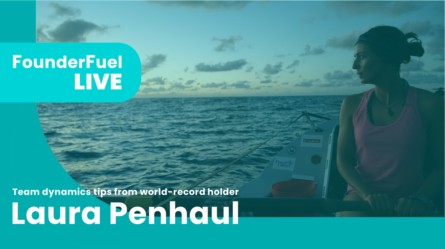 Founder Fuel Live - Laura Penhaul
